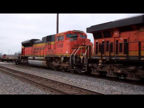 300th Subscriber Special: BNSF in Chillicothe, IL plus Iowa