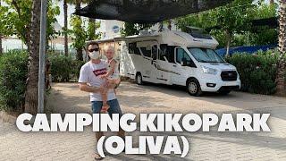 CAMPING KIKOPARK (OLIVA - VALENCIA)