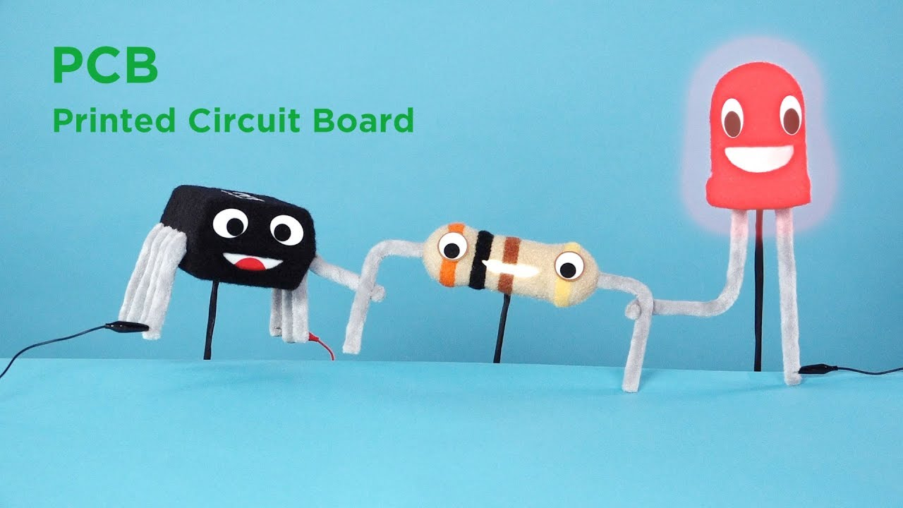 Circuit Playground P Is For Pcb Adafruit Youtube V11 New Features Industries