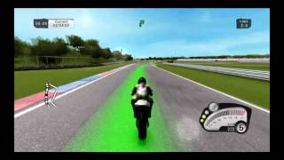 SBK generations PC gameplay