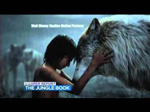 The Loper Report: The Jungle Book, Barbershop and Criminal