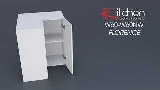 [Premier] Florence - Assembly Video for 650mm by 650mm Corner Wall Cabinet