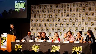 Talks Machina Live With Brian W. Foster And Critical Role! (SDCC 2017)