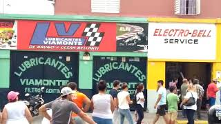 Incendio en un depósito de productos para bebés en Viamonte 1.300