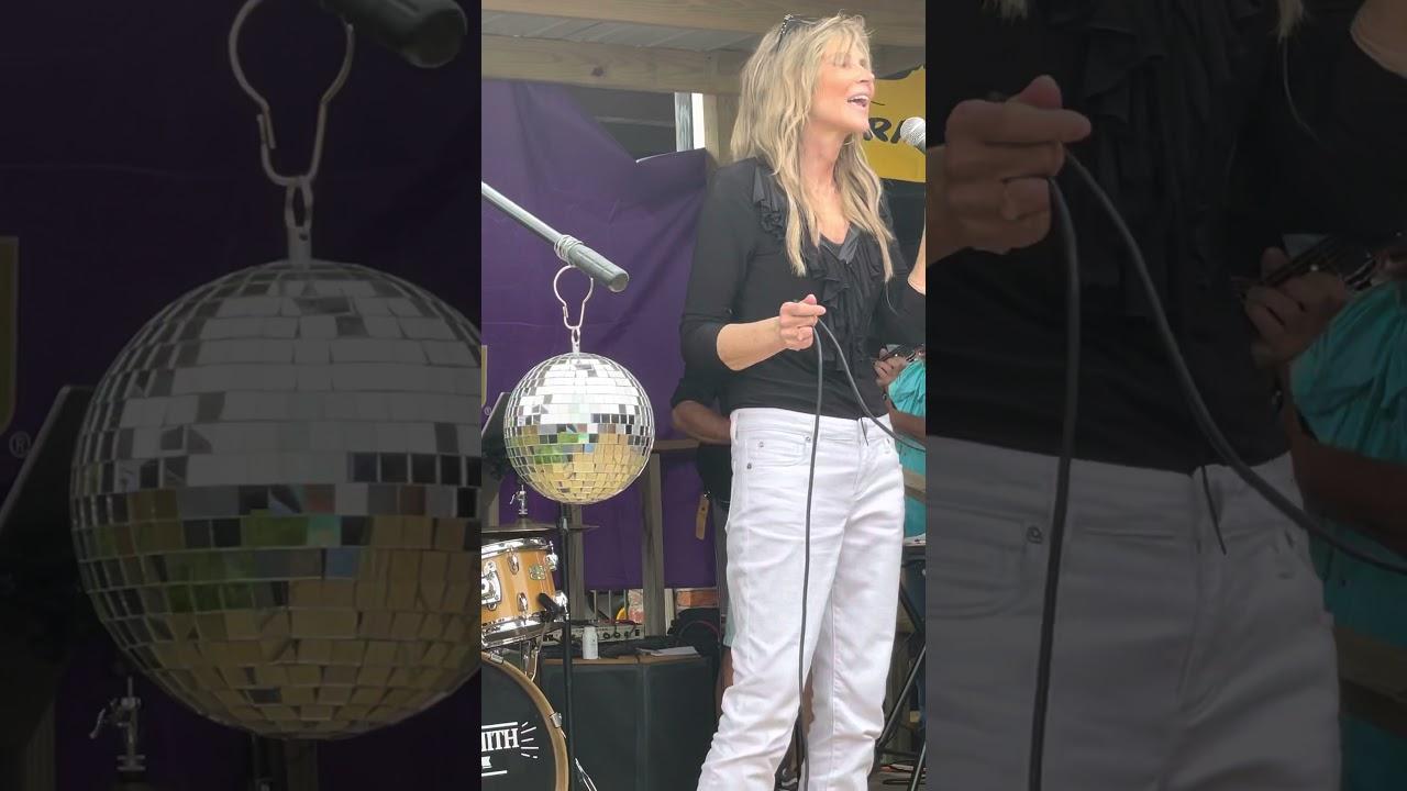 Tareva Henderson at Lagniappes-in St. Amant, la. April 10, 2021