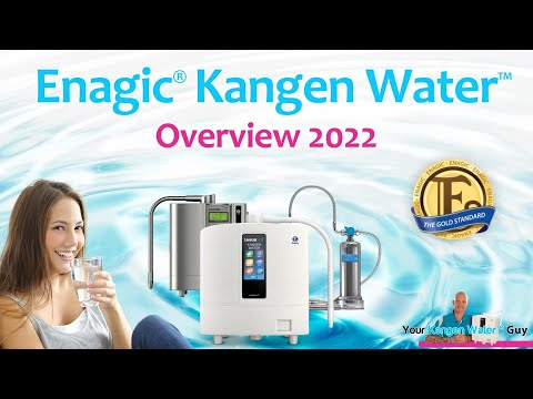 The True Value Of Enagic®, Their Ionizers, And Kangen Water™