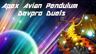 Apex Avian Pendulum (Master of Pendulum Version) Devpro Duels