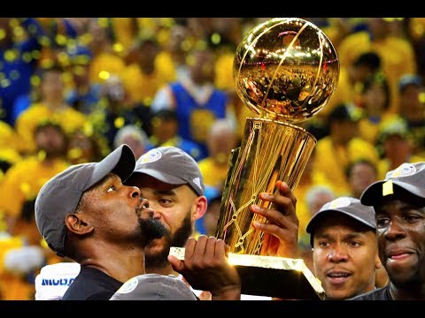 RIGGED 2018 NBA Finals: Kevin Durant-Golden State Warriors ...