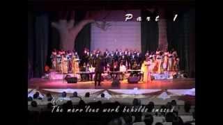 The Marv' lous Work - Harmonious Chorale 2011(CREATION PartI)