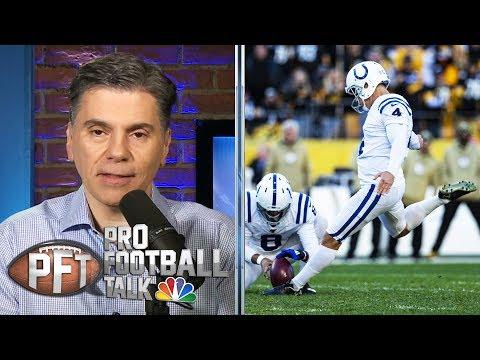 PFT Live Draft: Biggest Week 9 goats | Pro Football Talk | NBC Sports