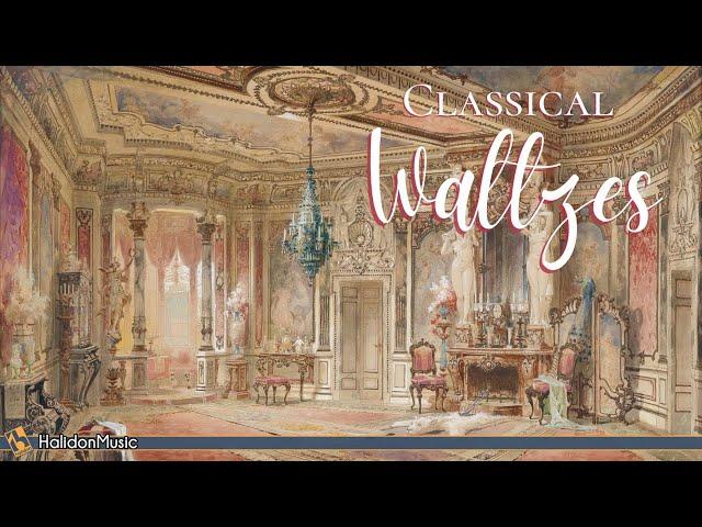 Classical Waltzes - Strauss, Tchaikovsky, Chopin...