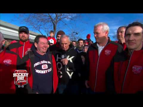 Scotiabank Hockey Day in Canada Sizzle