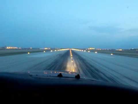 Low Approach at Winnipeg - James Armstrong International Airport