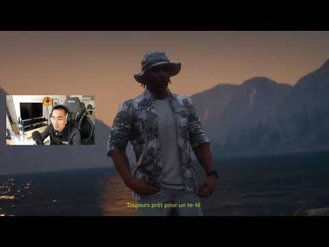 REACTION AU CLIP GTA D'INOXTAG « BARILLO - Wesley ft. Vertugo, Manny, Zack » (INSANE)