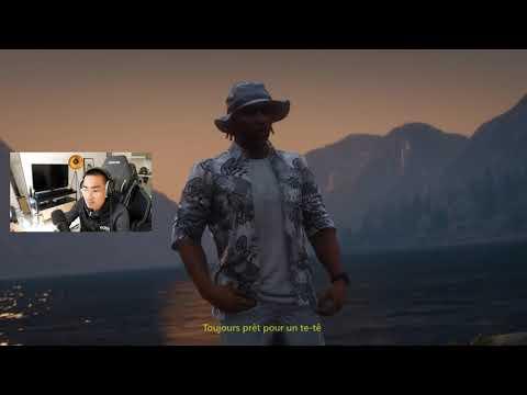 REACTION AU CLIP GTA D'INOXTAG «BARILLO - Wesley ft. Vertugo, Manny, Zack» (INSANE)