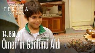 Zehra Ömer'in gönlünü aldı - Adını Feriha Koydum 14. Bölüm