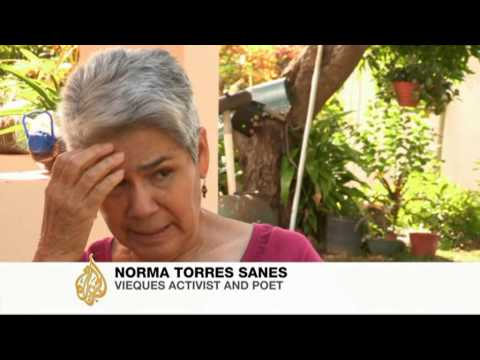 Puerto Ricans hit US for rise in cancer cases