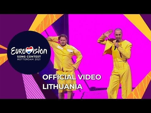 The Roop - Discoteque - Lithuania ?? - Official Video - Eurovision 2021