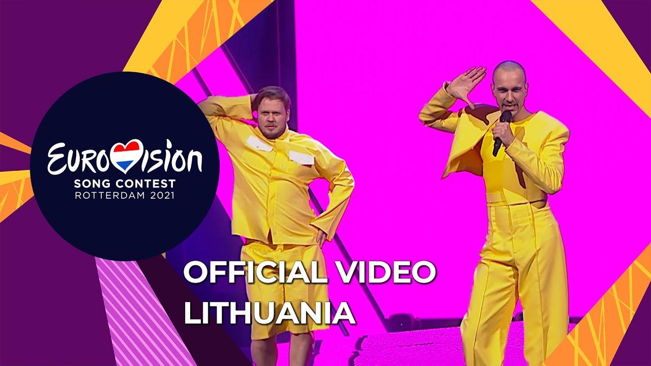 THE ROOP - Discoteque (Lyrics) Eurovision 2021 Lithuania