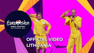 The Roop - Discoteque - Lithuania 🇱🇹 - Official Video - Eurovision 2021