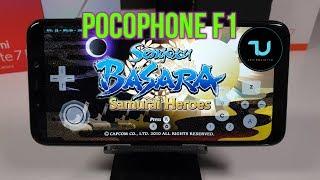 Pocophone F1 Sengoku Basara Samurai Heroes 2K Wii Gameplay/Dolphin emulator/Android 9 test