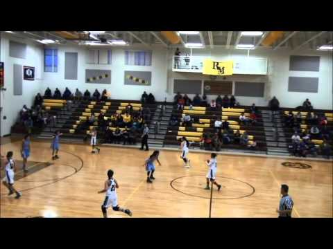 Wyoming Indian High School vs. Lander High School