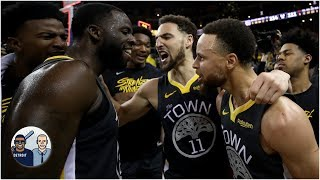 The Warriors can take any series and even win the NBA Finals - Jorge Sedano | Jalen & Jacoby