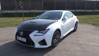 [PL] Lexus RC F Test PL / Prezentacja / In Depth Tour