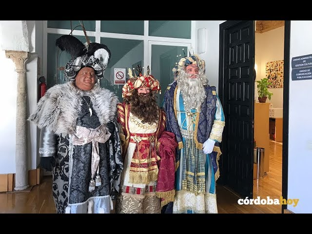 VIDEO: Los Reyes Magos se preparan para el gran día de los más pequeños