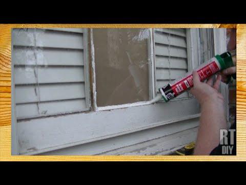 How To Fix A Broken Window Pane Rick S Tips Diy You