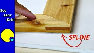 A Beautiful, Easy Woodworking Joint for Beginners