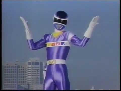 激走戦隊カーレンジャー最終回で流れていたCM~電磁戦隊メガレンジャー新番組予告