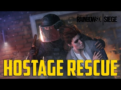 Rainbow Six Siege - Hostage Rescue