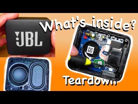 look inside jbl go2 teardown youtube. Black Bedroom Furniture Sets. Home Design Ideas
