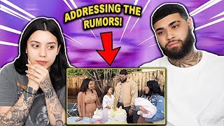MAKEALA ADDRESSES RUMORS ABOUT JASMINE...
