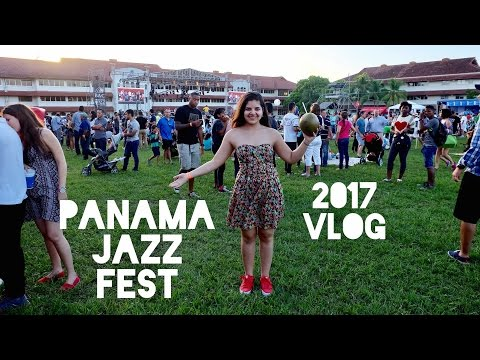 Panama Jazz Festival 2017 Vlog