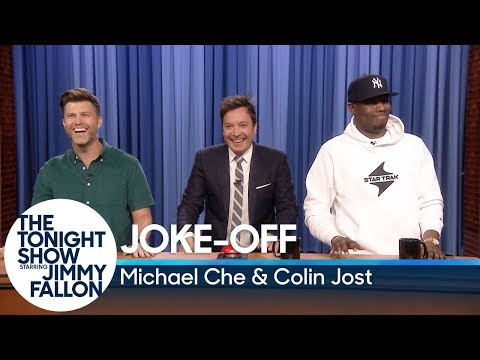 Joke-Off with Michael Che and Colin Jost