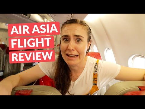 Worth It? | Air Asia Review