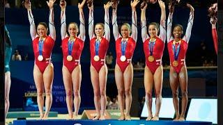 USA Gymnastics: Teams Through the Years