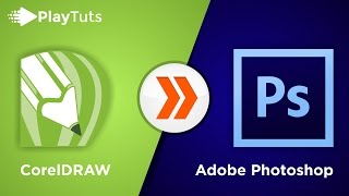 How to export coreldraw to photoshop with layers | Tutorials