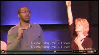 Steffany Frizzell - To Worship You I Live