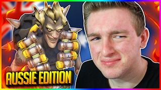 OVERWATCH: AUSTRALIAN EDITION (Funny Moments)