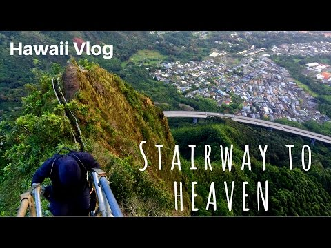 Haiku Stairs Hawaii Vlog | How to Find Stairway to Heaven