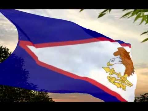 American Samoa anthem piano music played by Larysa Smirnoff