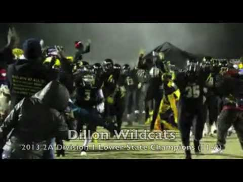 Dillon Wildcats 2013 2A Division 1 State Championship Preview (F4)