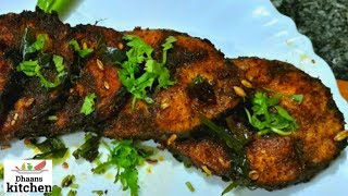 pepper Fish fry|restaurant style pepper fish fry|Dhaans kitchen