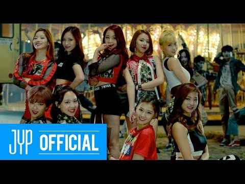 TWICE  Like OOH-AHH(OOH-AHH하게)  M/V