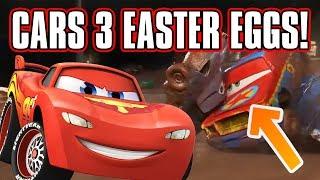 Top 5 Cars 3 Easter Eggs! - Pixar's Cars 3!