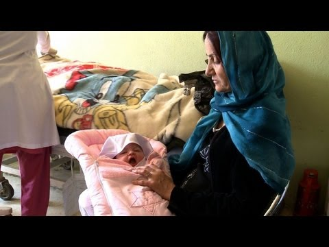 Afghan midwives count successes but fear future