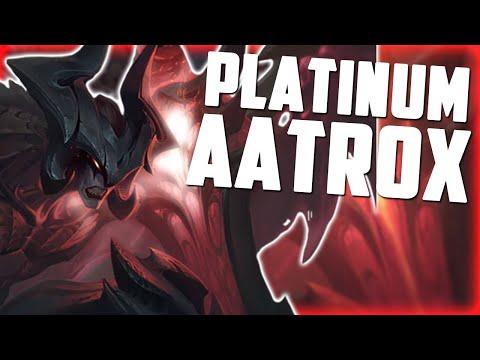 Hollow's Platinum Aatrox | Aatrox Season 9 Top Gameplay | League of Legends